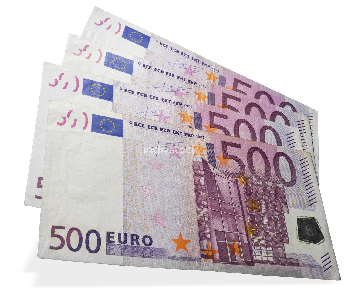 free download five hundred 500 euro cash signs symbols