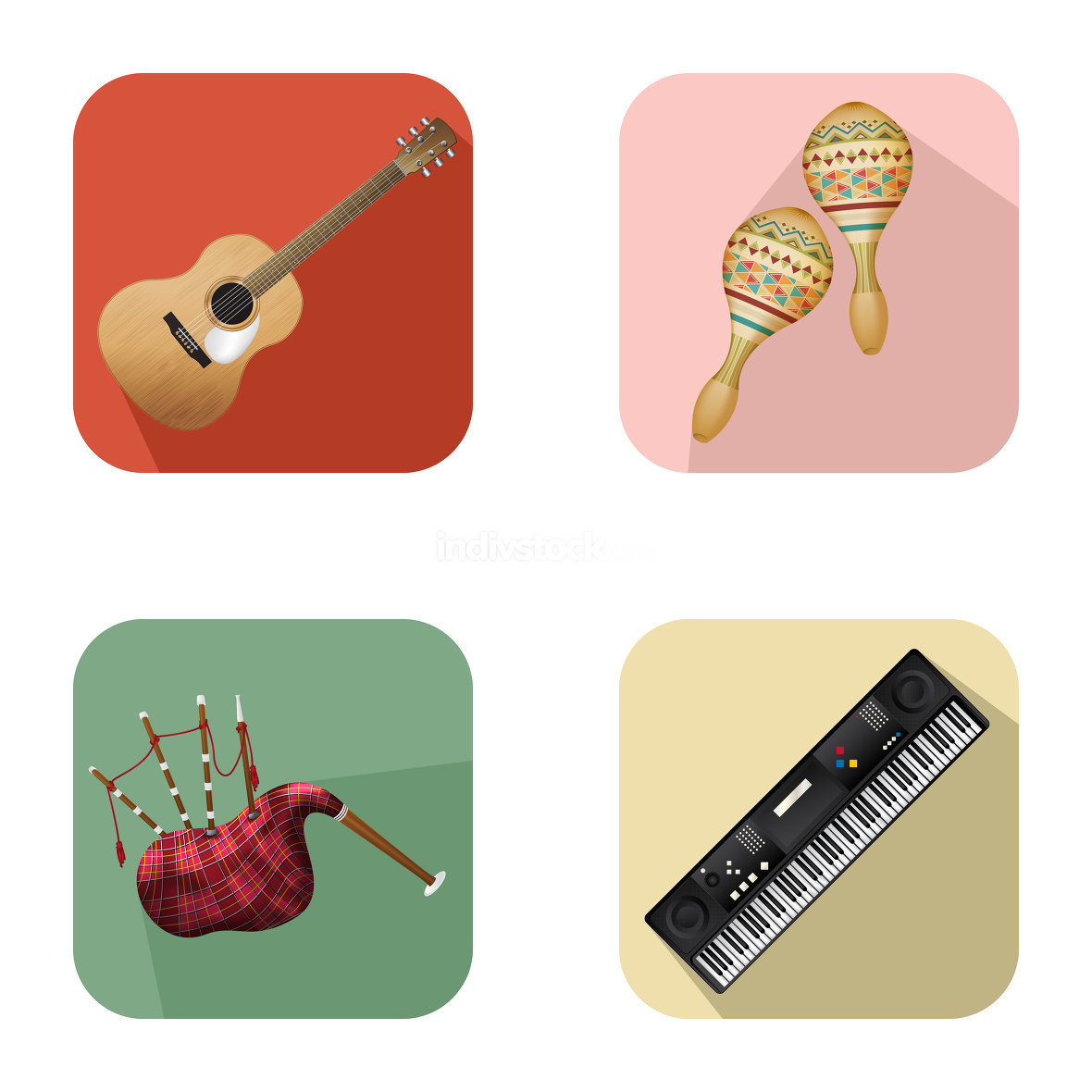 Music and party icons 5