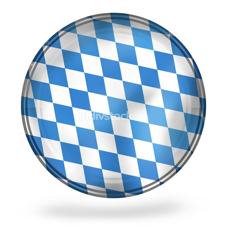 bavaria Oktoberfest Icon Button