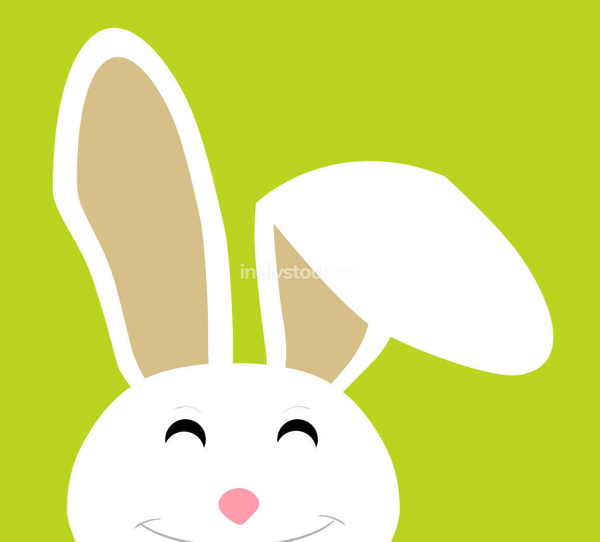 free download: Happy Easter Bunny