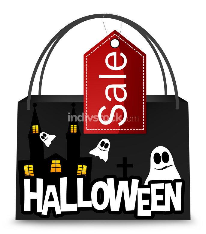 Halloween Sale Bag
