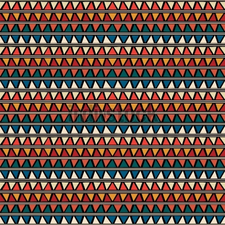 Triangle Seamless Tile Pattern