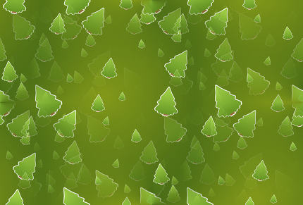 christmas trees background texture