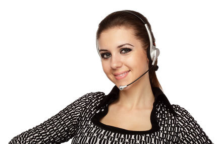 Customer support service operator