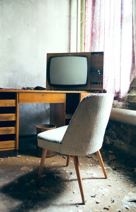 TV from the old days
