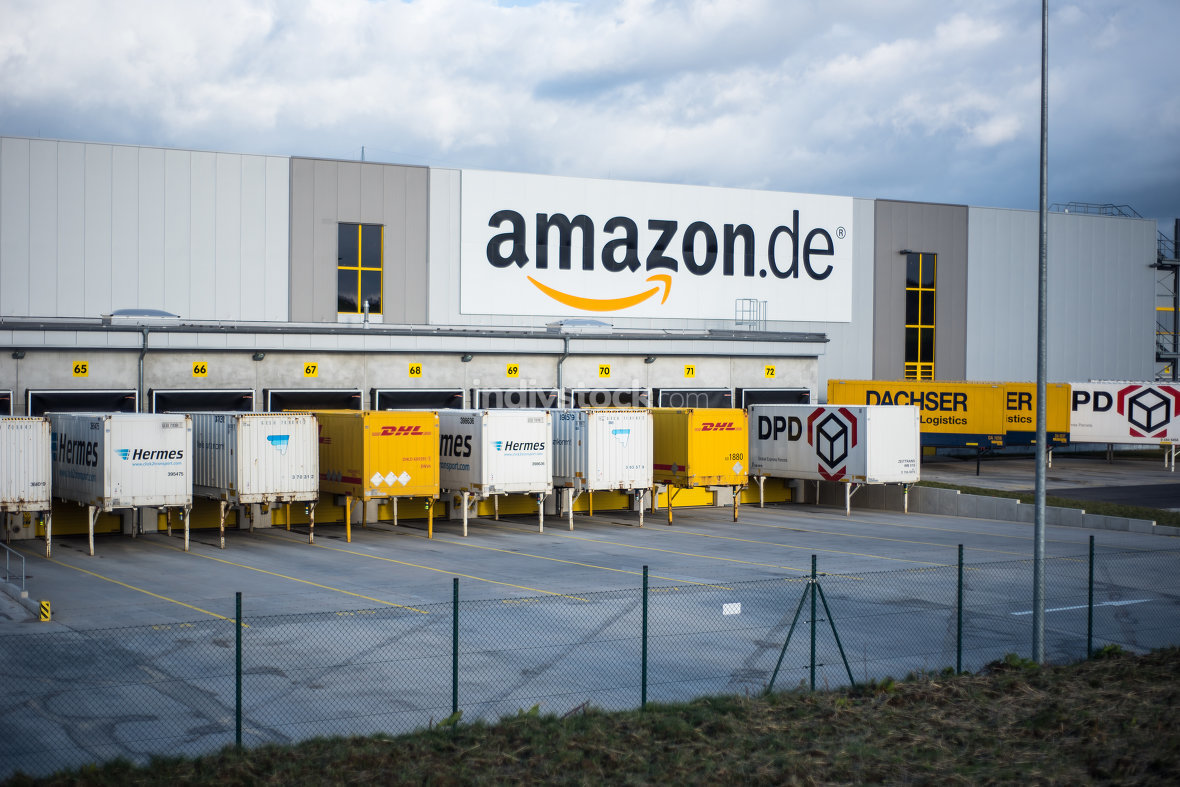 Amazon Verteilzentrum