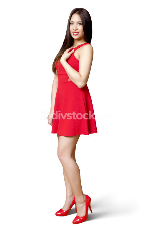 asia woman