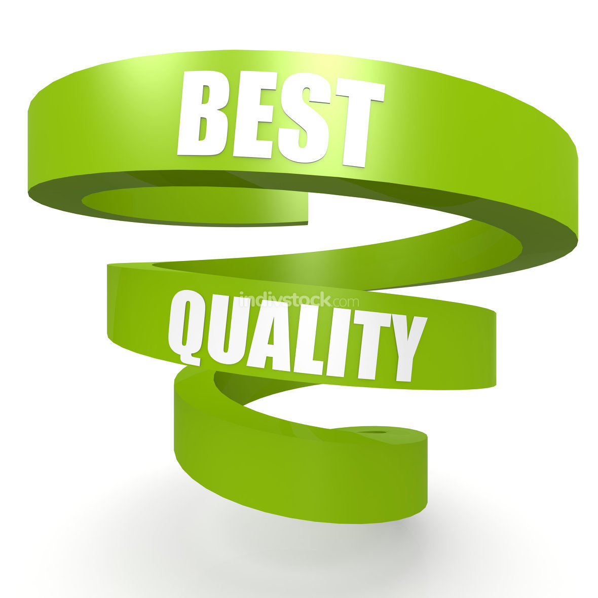 Best quality green helix banner