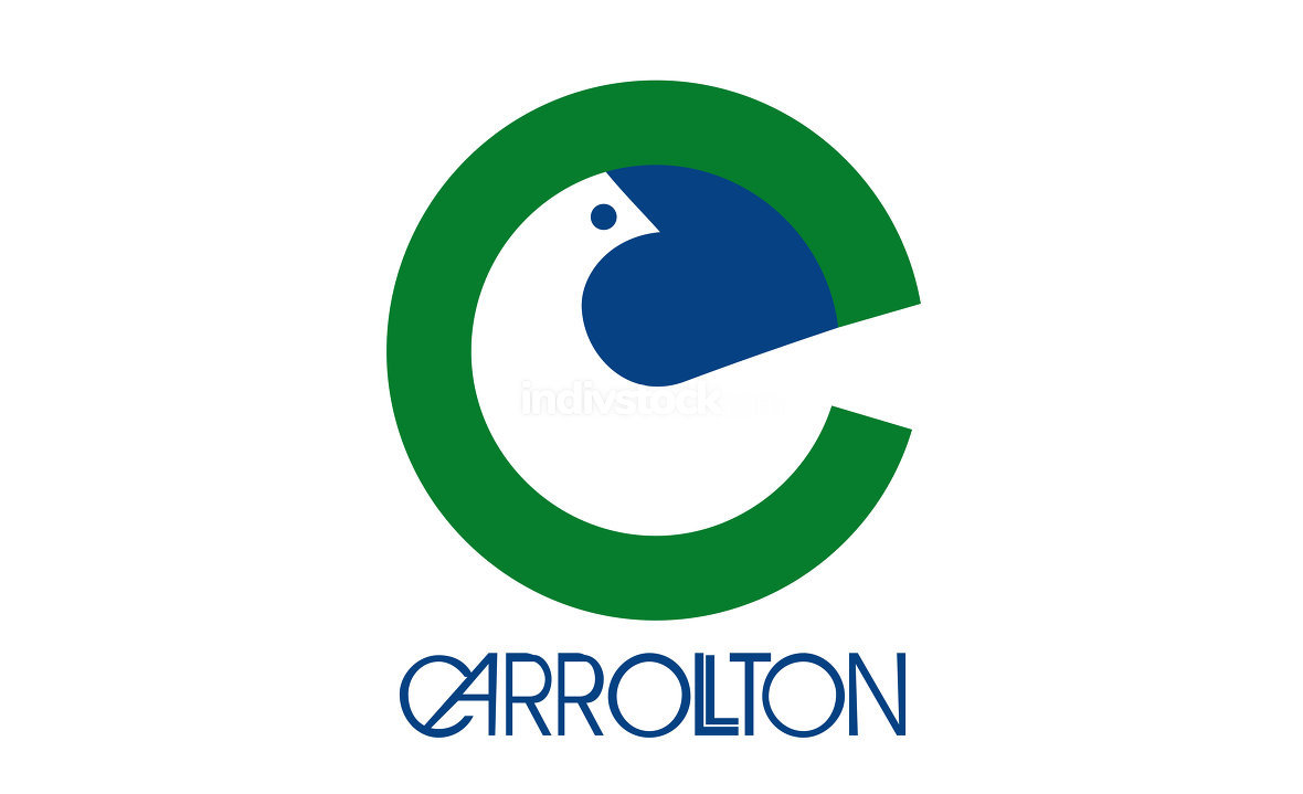 Carrollton Texas flag