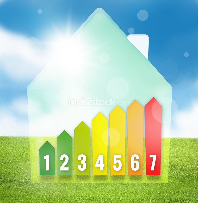 Energy Efficient House Scale