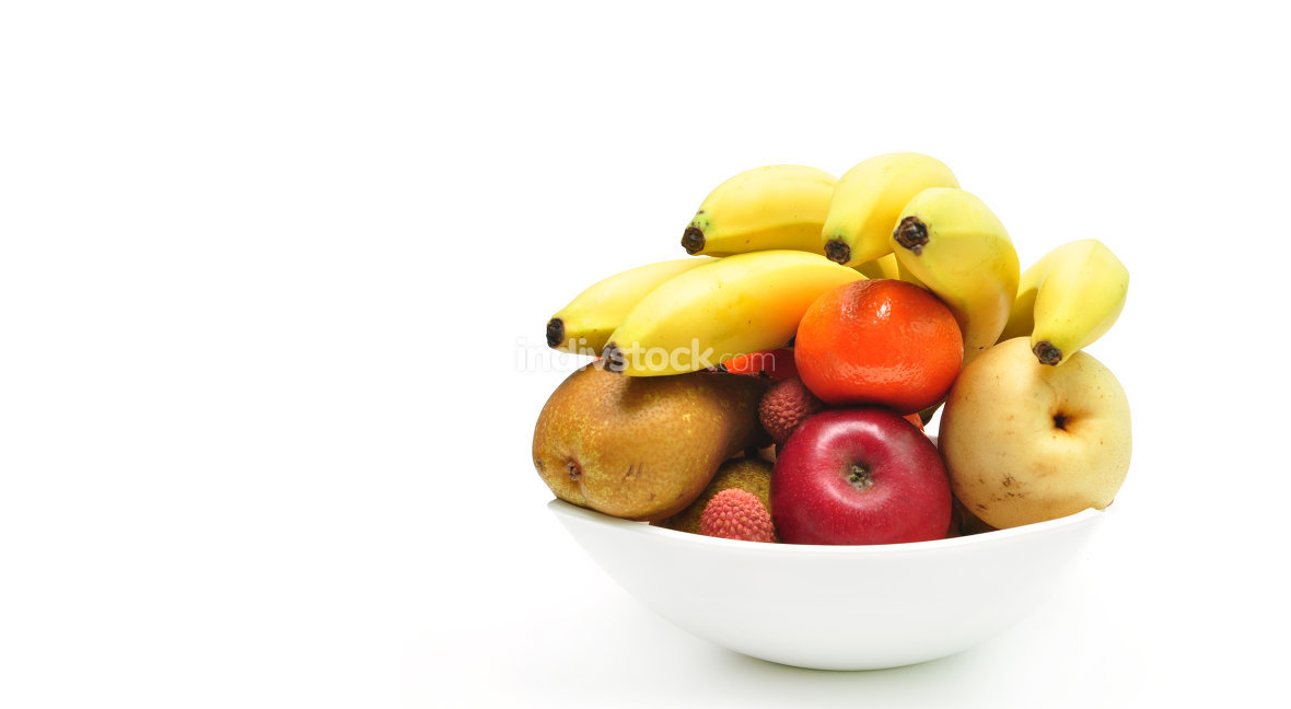 free download: Bowl with fruits