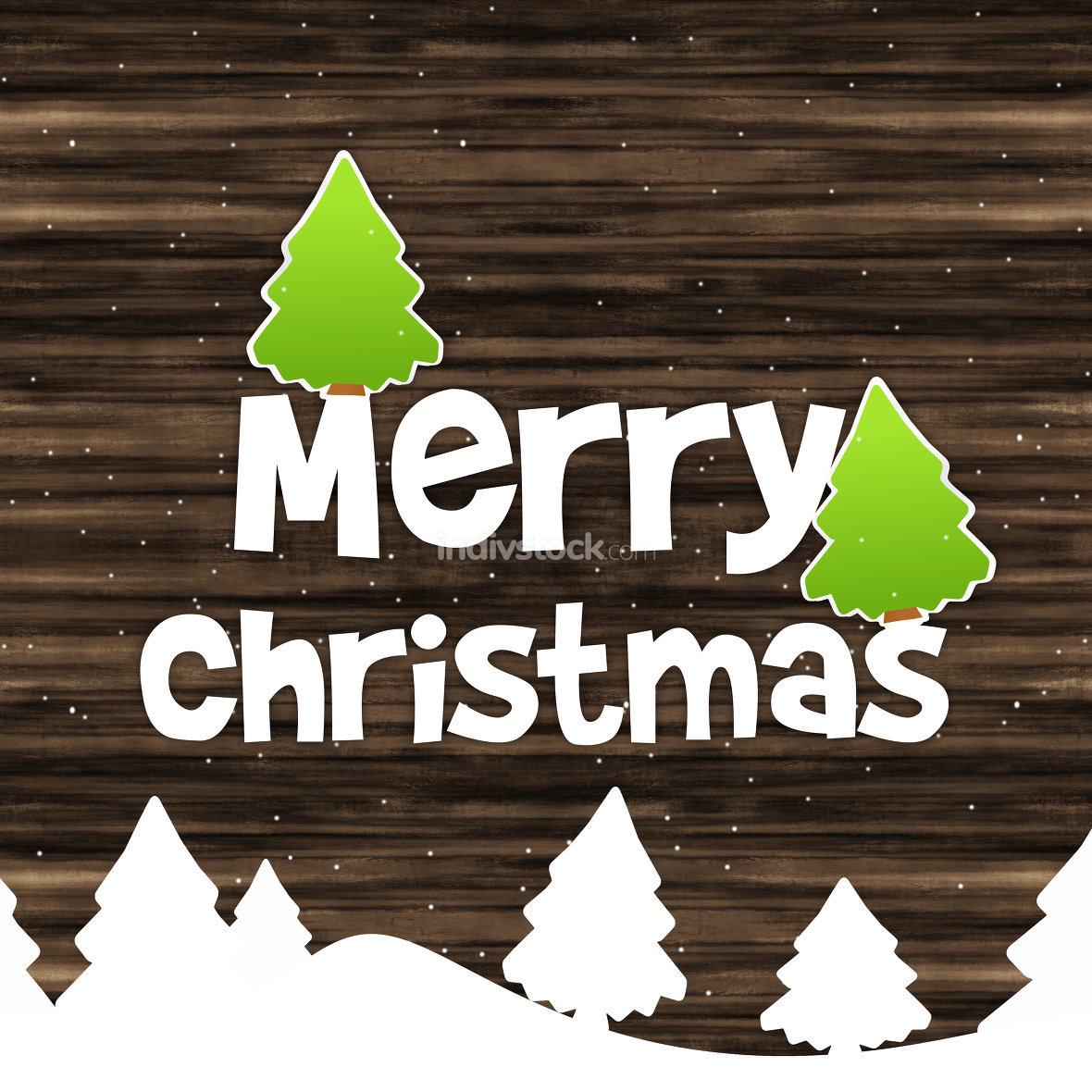 free download: Merry Christmas Wood Texture Background