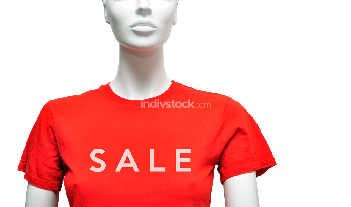 red shirt sale