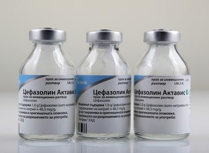 2014 Cefazolin
