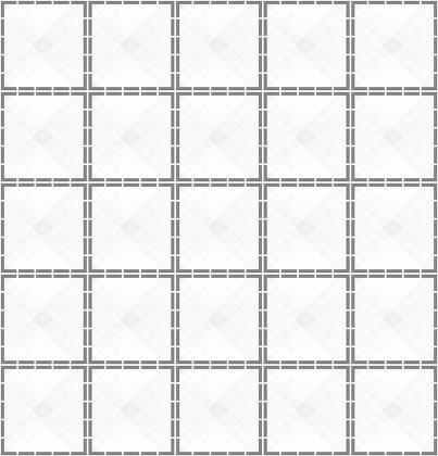bathroom grid design