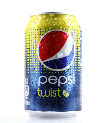BULGARIA - MARCH 14, 2014: Pepsi isolated
