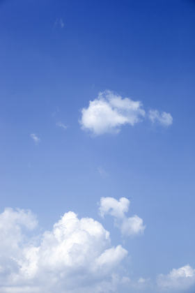 Sunny sky background