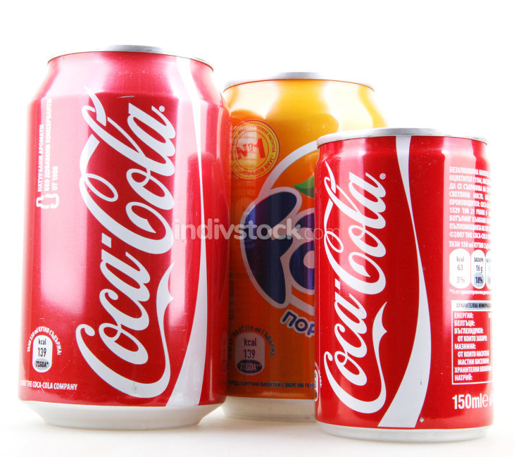 2014 soft drinks