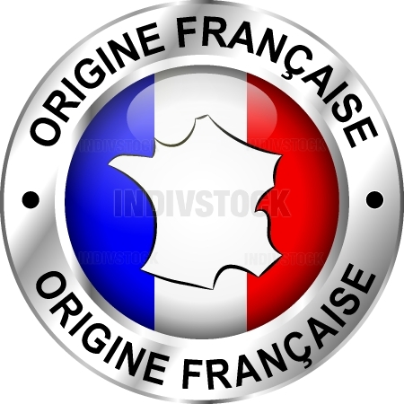 french origin icon