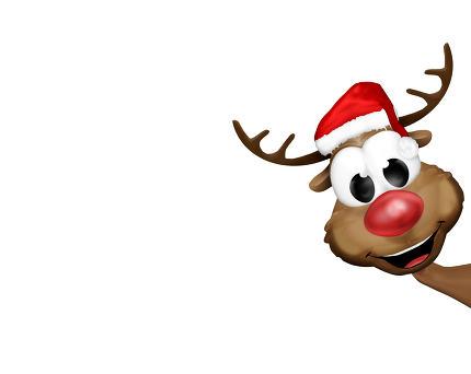 Christmas Santa Claus Red Festive