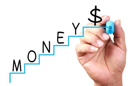 Increasing Money