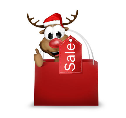 Reindeer Christmas Sale