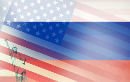 russia and usa together