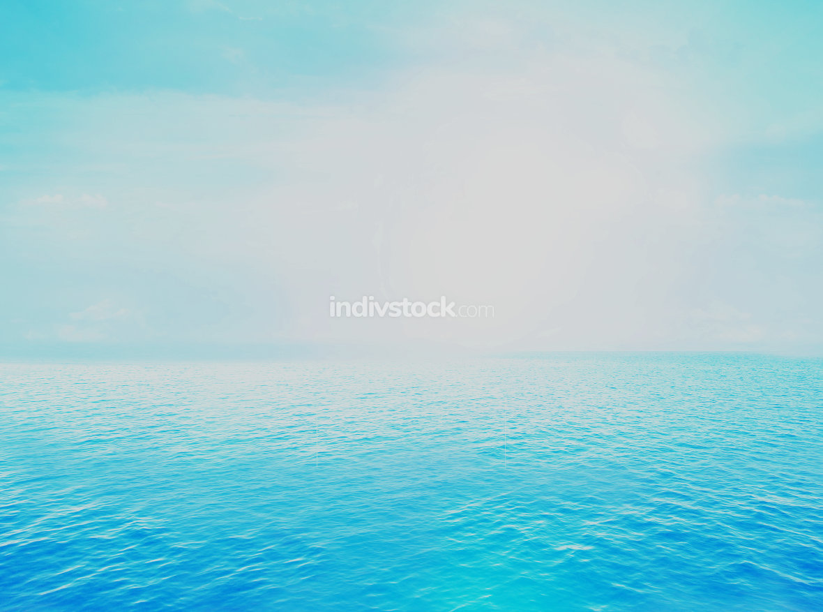 ocean open water