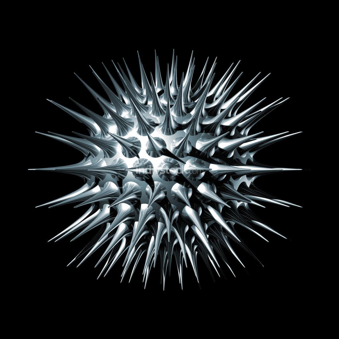 3D Metal Virus