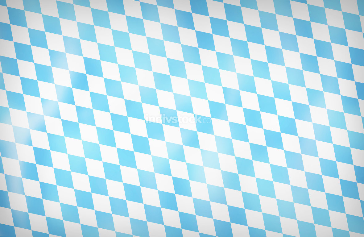 Bavaria Oktoberfest Flag Design
