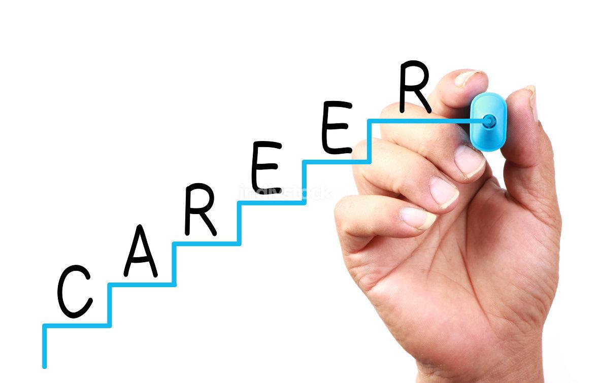 Career Stairs