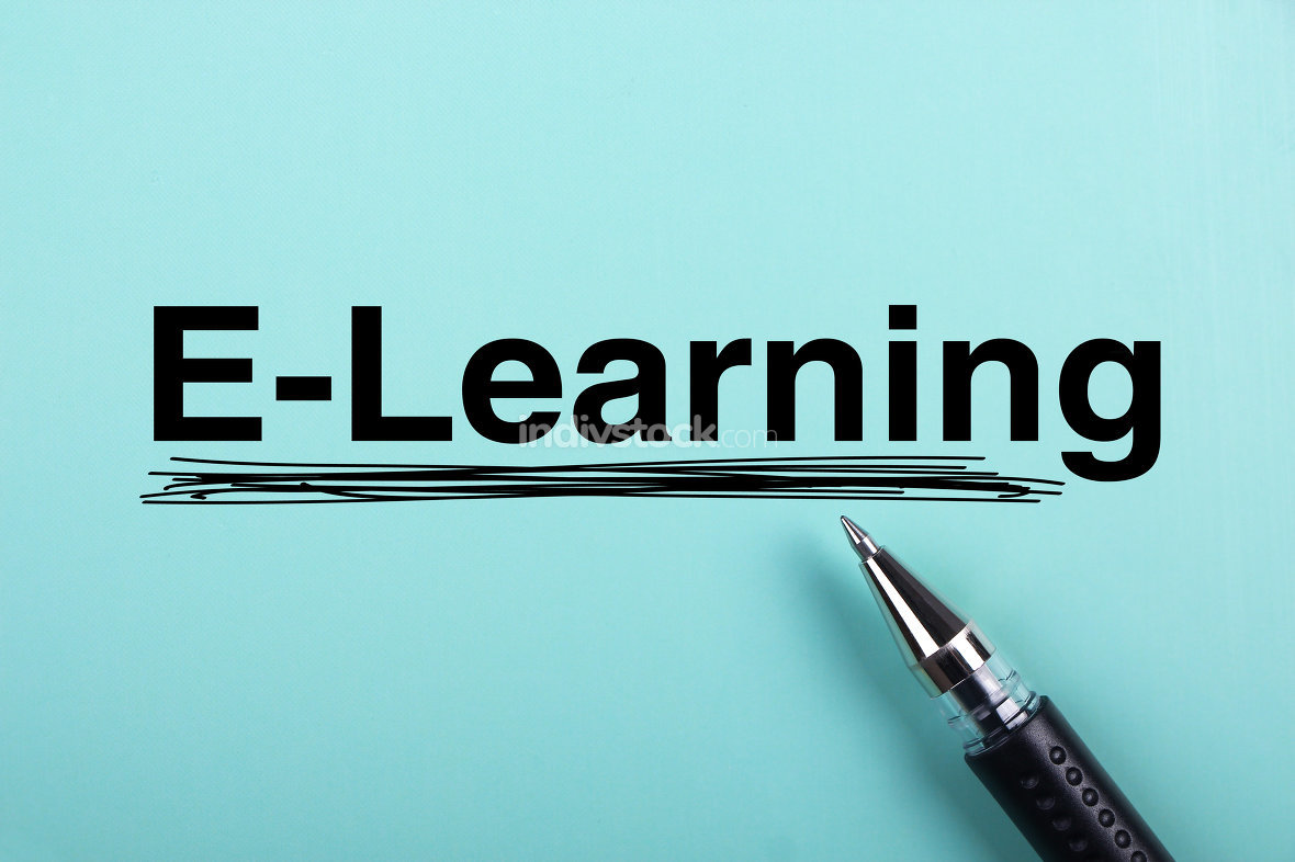 E-learning text