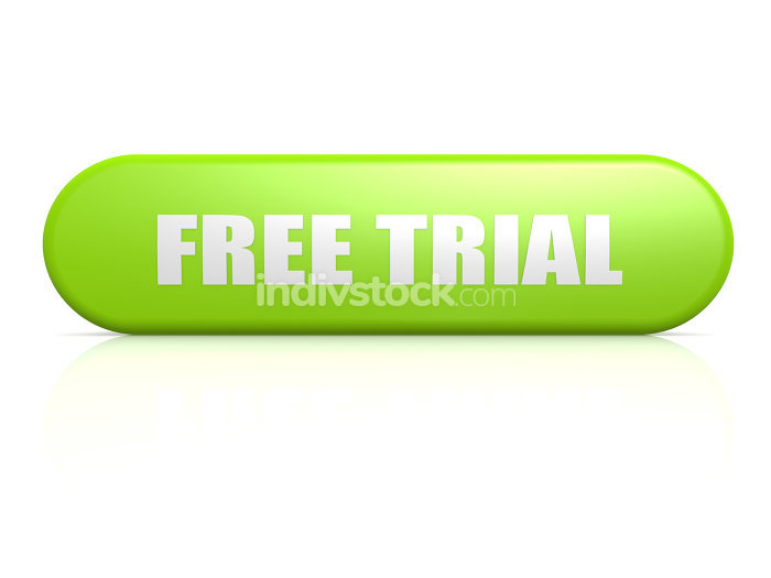 Free trial green button