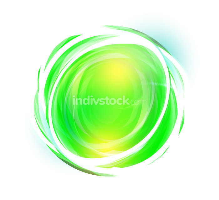 green eco natural abstract abstract