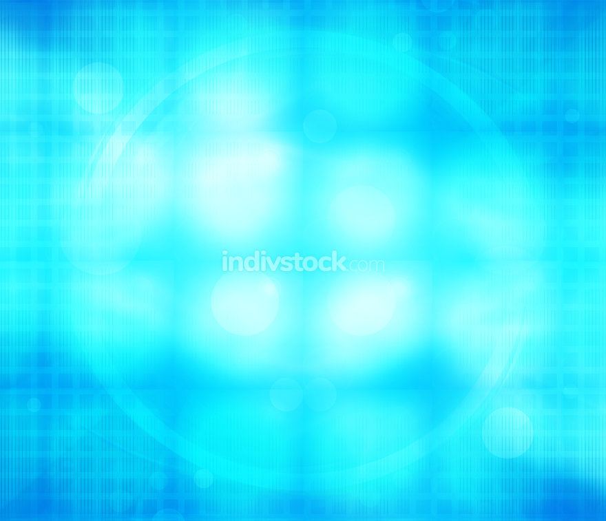 grid light blue background