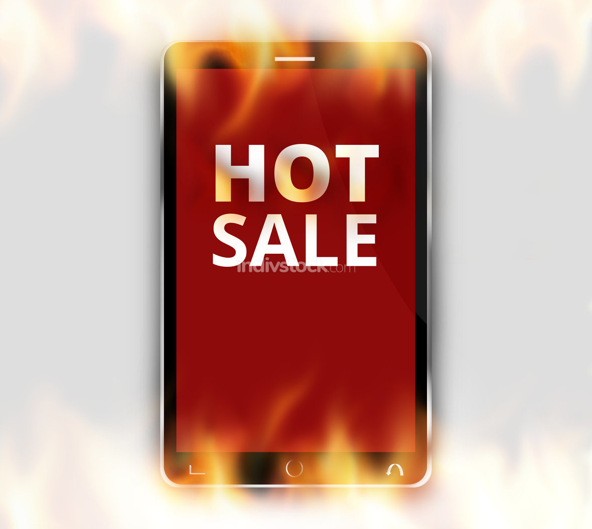 Hot Sale Red Design