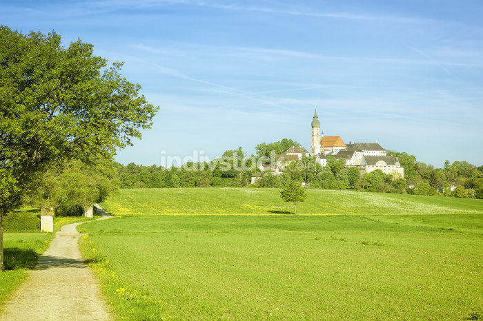 monastery Andechs
