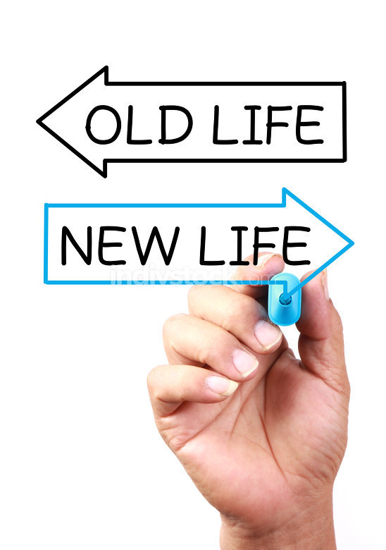 New Life Or Old Life