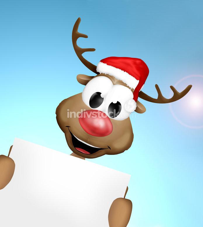Smile Reindeer
