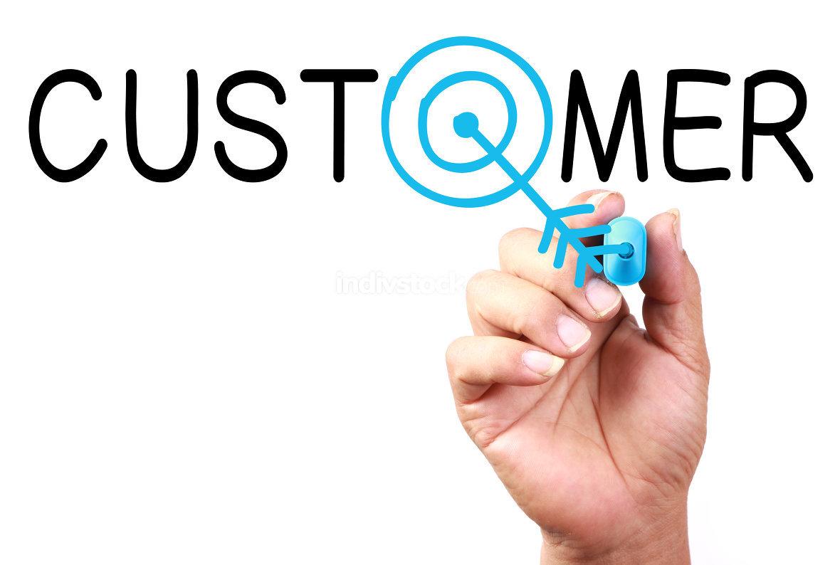 Target The Customer