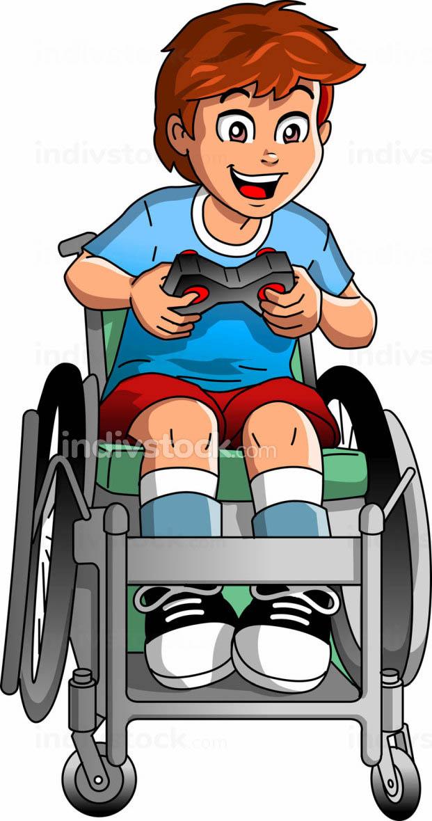 Wheelchair Gamer