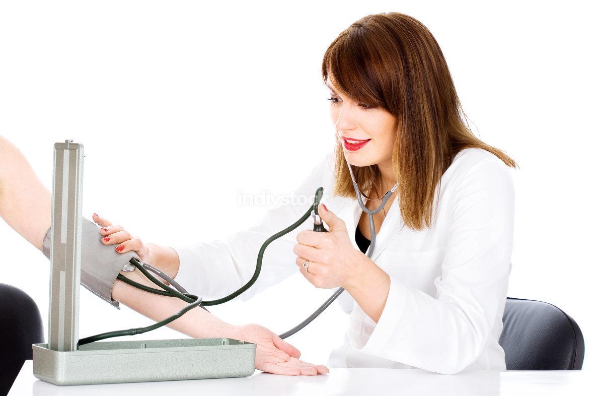 measuring pacient