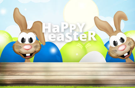 Easter Festive Easter Time