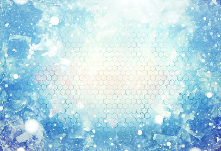 free download: cold winter ice modern and mix structure elements background