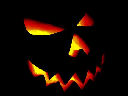pumpkin halloween Jack O'Lantern