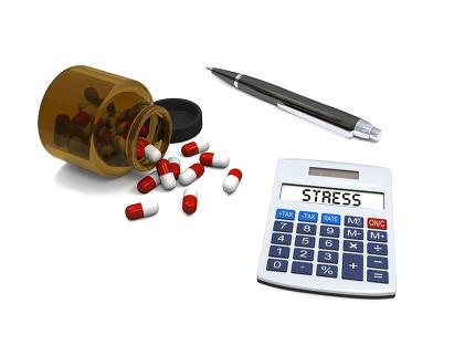 Stress relief pills