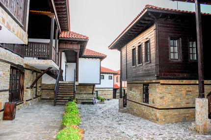 "Tourist Complex ""Chateau Rubaiyat"" near black sea,Bulgaria"