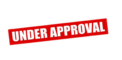 Under approval