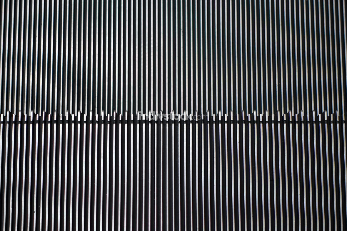 Escalators texture background