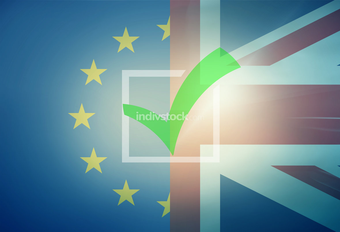 free download: Europe and United Kingdom Tick Check Voting